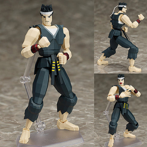 Figma SP-067a Akira Yuki from Virtua Fighter [IN STOCK]