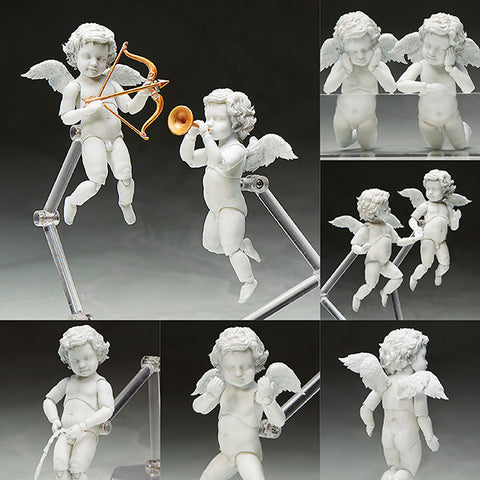 Figma SP-076 Angel Statues from The Table Museum [SOLD OUT]
