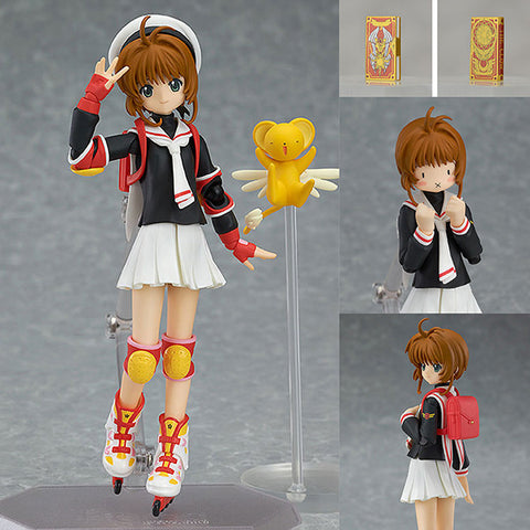 Figma 265 Sakura Kinomoto School Uniform Ver. + GSC Bonus from Cardcaptor Sakura Max Factory [SOLD OUT]