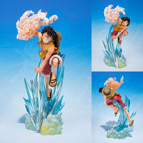 Figuarts ZERO Monkey D. Luffy Brother's Bond from One Piece [SOLD OUT]