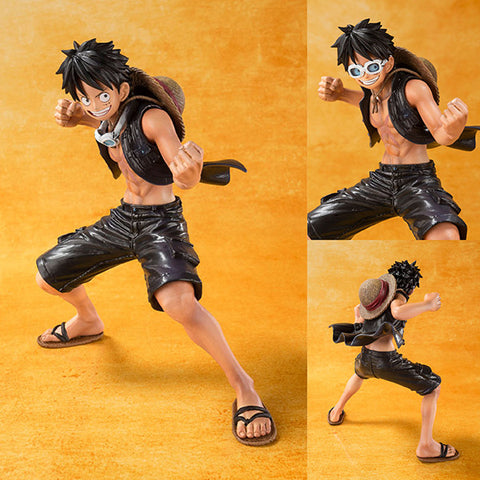 Figuarts ZERO Monkey D. Luffy One Piece Film Gold Ver. from One Piece [IN STOCK]