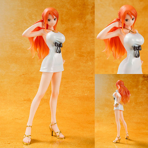 Figuarts ZERO Nami One Piece Film Gold Ver. from One Piece [IN STOCK]