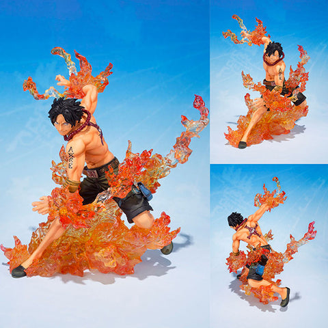 Figuarts ZERO Portgas D. Ace Brother's Bond from One Piece [IN STOCK]