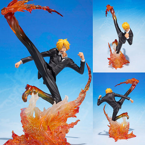 PVC Figuarts ZERO Sanji Diable Jambe Premier Hache from One Piece [SOLD OUT]
