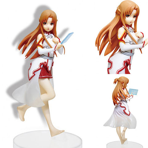 PVC Asuna Loading Ver. from Sword Art Online Game Prize Figure [IN STOCK]