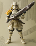 Meisho Movie Realization Teppou Ashigaru (Gun Footmen) Sandtrooper (Stormtrooper) from Star Wars Bandai Tamashii [SOLD OUT]