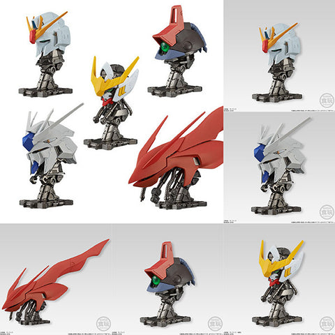 Mobile Suit Gundam Machine Head Vol 01 Box of 10 Random Assortment [IN STOCK]