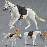 Figma 246b Horse White Version Max Factory [SOLD OUT]
