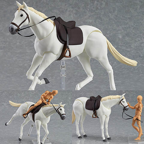 Figma 246b Horse White Version Max Factory [IN STOCK]
