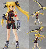 Figma 163 Fate Testarossa Sonic Form Magical Girl Lyrical Nanoha Max Factory [SOLD OUT]