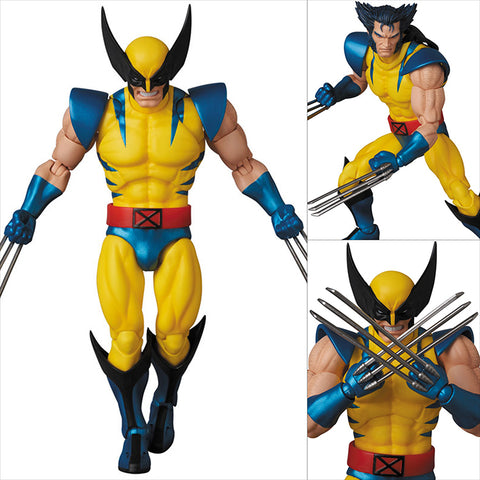 MAFEX No.096 Wolverine (Comic Version) from X-MEN Marvel [IN STOCK]