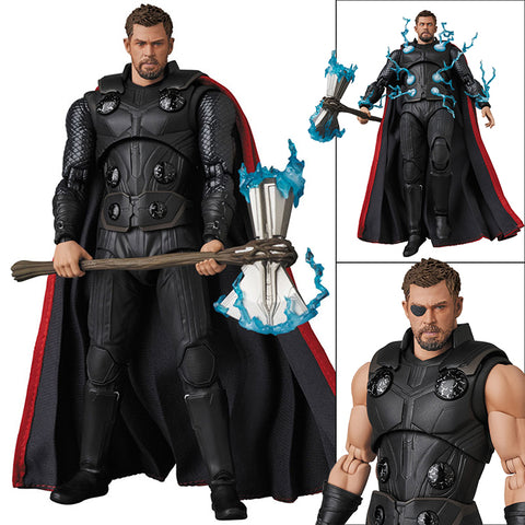 MAFEX No.104 Thor from Avengers: Infinity War Marvel [IN STOCK]
