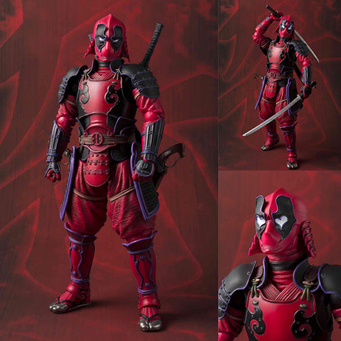 Meisho Manga Realization Kabukimono Deadpool Marvel [IN STOCK]