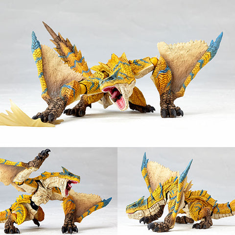 Vulcanlog 001 Tigrex Standard Species from Monster Hunter Revoltech Union Creative [SOLD OUT]