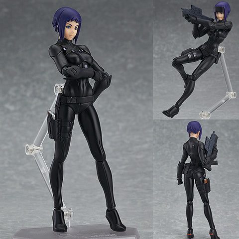 Figma 274 Motoko Kusanagi The New Movie Ver From Ghost In The Shell M Figure Central