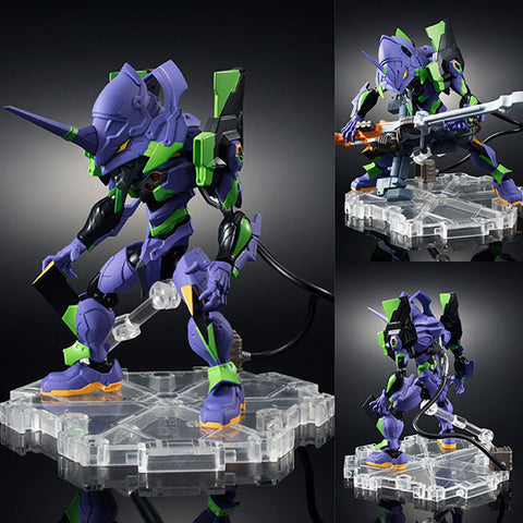 NXEDGE Style EVA Unit EVA-01 Test Type from Evangelion [SOLD OUT]
