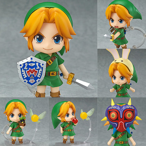 Nendoroid 553 Link from The Legend of Zelda: Majora's Mask 3D Ver. [SOLD OUT]