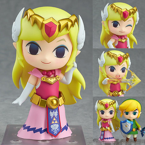 Nendoroid 620 Zelda The Wind Waker HD Ver. from The Legend of Zelda: The Wind Waker HD [SOLD OUT]
