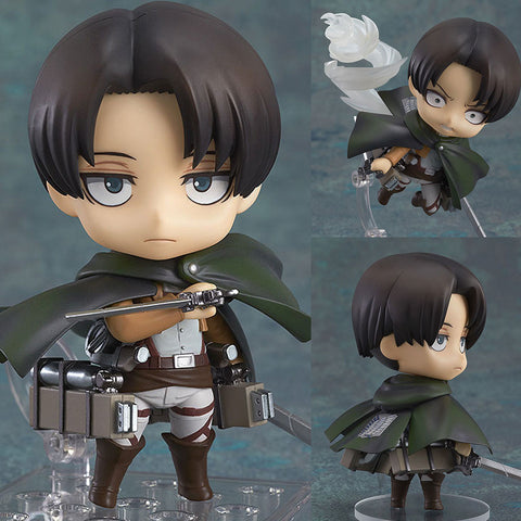 Nendoroid 390 Levi from Attack on Titan [SOLD OUT]
