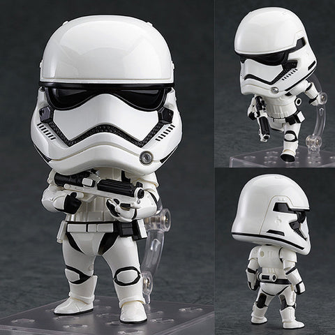 Nendoroid 599 First Order Stormtrooper from Star Wars: The Force Awakens [SOLD OUT]