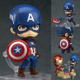 Nendoroid 618 Captain America Hero's Edition from The Avengers: Age of Ultron Marvel [IN STOCK]