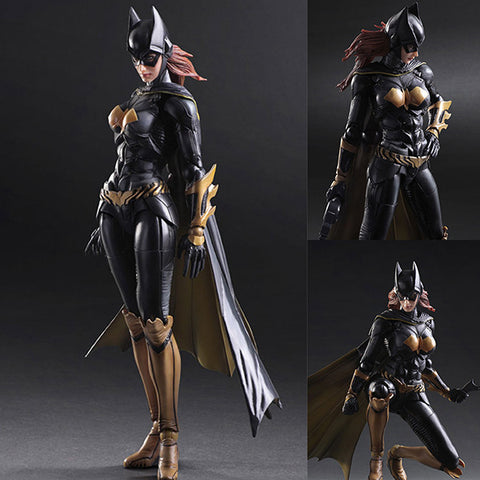 Play Arts Kai Batgirl from Batman: Arkham Knight DC Comics [IN STOCK]