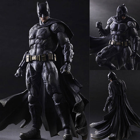Play Arts Kai Batman from Batman vs Superman: Dawn of Justice DC Comics [IN STOCK]