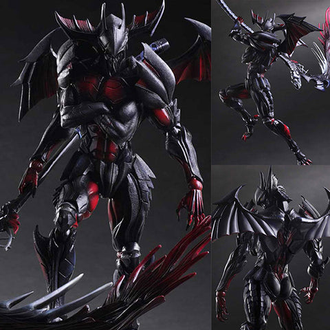 Play Arts Kai Diablos Armor from Monster Hunter X (Cross) Square Enix [IN STOCK]