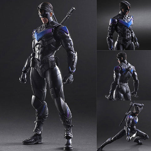 Play Arts Kai Night Wing from Batman: Arkham Knight DC Comics [IN STOCK]