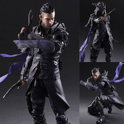 Play Arts Kai Nyx Ulric from Final Fantasy XV: Kingsglaive [PRE-ORDER]