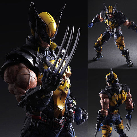 Play Arts Kai Variant Wolverine from Marvel Universe [IN STOCK]