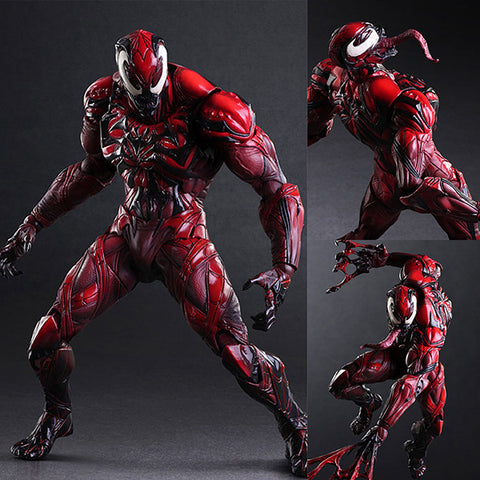 Play Arts Kai Variant Venom Limited Color Ver. from Marvel Universe [SOLD OUT]
