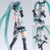 Play Arts Kai Hatsune Miku Designed by Tetsuya Nomura Action Figure Square Enix [SOLD OUT]
