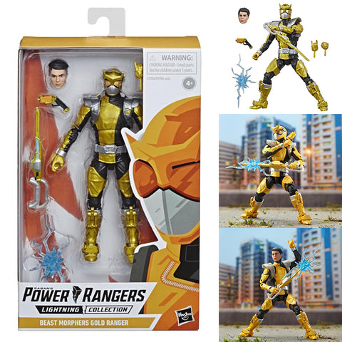 Power Rangers Lightning Collection Beast Morphers Gold Ranger [IN STOCK]