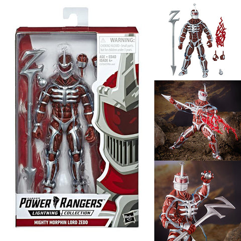 Power Rangers Lightning Collection Mighty Morphin Lord Zedd [IN STOCK]