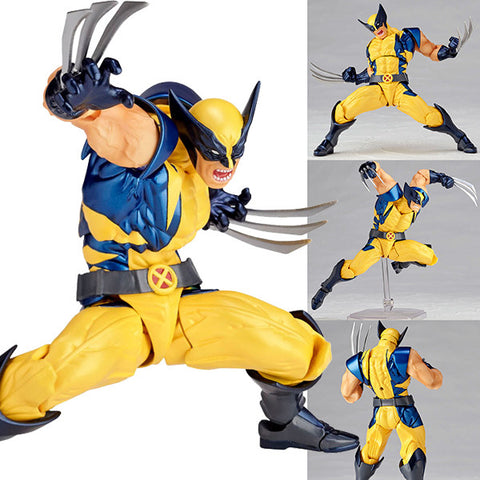 Revoltech Amazing Yamaguchi 005 Wolverine from Marvel Comics [PRE-ORDER]