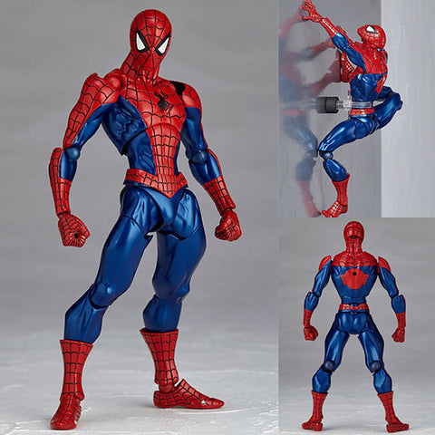 Revoltech Amazing Yamaguchi 002 Spider-Man (Reissue) from Marvel Comics [SOLD OUT]