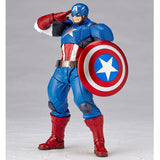Revoltech Amazing Yamaguchi 007 Captain America from Marvel Comics [SOLD OUT]