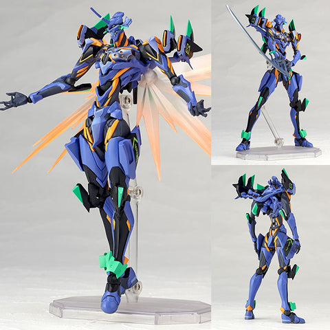 Revoltech Evangelion Evolution Evangelion ANIMA: EVA 01 Final Model [IN STOCK]