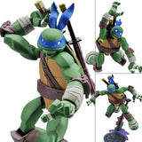 Revoltech Leonardo, Donatello, Michelangelo and Raphael Set of 4 Figures from Teenage Mutant Ninja Turtles [SOLD OUT]
