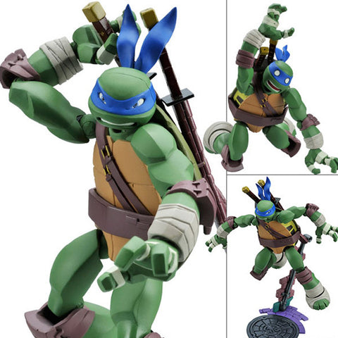 Revoltech Leonardo from Teenage Mutant Ninja Turtles Re-release [SOLD OUT]