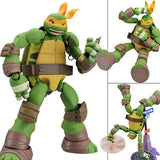 Revoltech Michelangelo from Teenage Mutant Ninja Turtles Re-release [SOLD OUT]