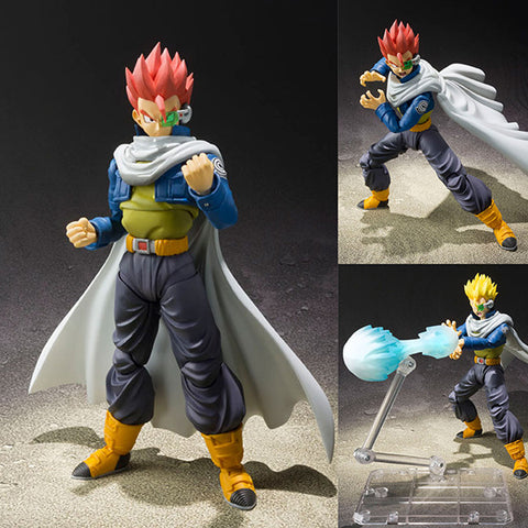 S.H.Figuarts TP (Time Patroller) Xenoverse Edition from Dragon Ball Xenoverse [SOLD OUT]