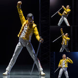 S.H.Figuarts Freddie Mercury Live at Wembley Stadium Action Figure [SOLD OUT]