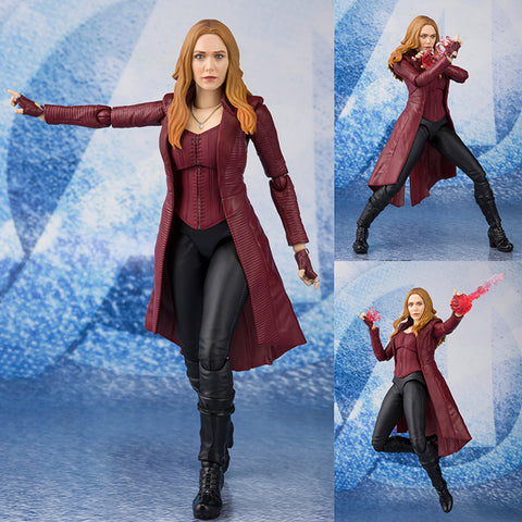S.H.Figuarts Scarlet Witch from Avengers: Infinity War Marvel [IN STOCK]