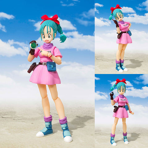 S.H.Figuarts Bulma (Beginning of a Great Adventure) from Dragon Ball [IN STOCK]