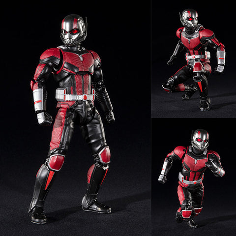S.H.Figuarts Ant-Man (Ant-Man and the Wasp Ver.) from Ant-Man and the Wasp Marvel [IN STOCK]