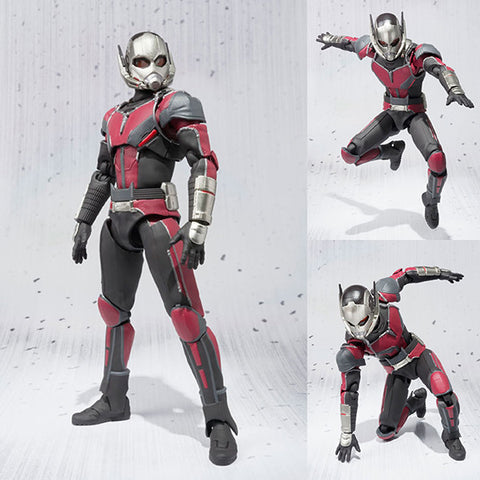 S.H.Figuarts Ant-Man Civil War Ver. from Captain America: Civil War Marvel [IN STOCK]
