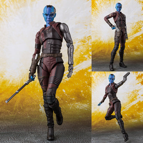 S.H.Figuarts Nebula from Avengers: Infinity War Marvel [IN STOCK]