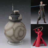 S.H.Figuarts BB-4 + Rey (The Last Jedi) + Elite Praetorian Guard (Whip Staff)  from Star Wars: The Last Jedi [IN STOCK]